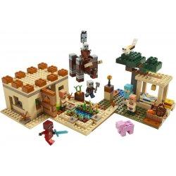 LEGO MINECRAFT THE ILLAGER RAID (21160)