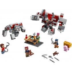 LEGO Minecraft The Redstone Battle (21163)