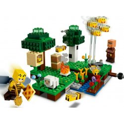 LEGO MINECRAFT THE BEE FARM (21165)