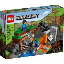LEGO MINECRAFT ''ABANDONED'' MINE (21166)