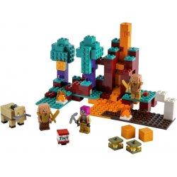 LEGO MINECRAFT THE WARPED FOREST (21168)
