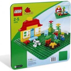 LEGO DUPLO BIG GREEN BASEPLATE (2304)