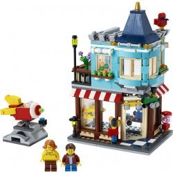 LEGO CREATOR TOWNHOUSE TOY STORE (31105)