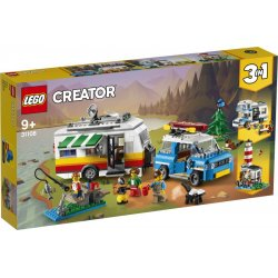 LEGO CREATOR CARAVAN FAMILLY HOLIDAY (31108)
