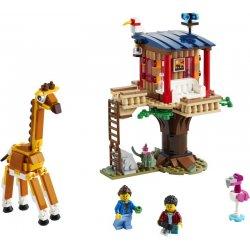 LEGO CREATOR SAFARI WILDLIFE TREE HOUSE (31116)
