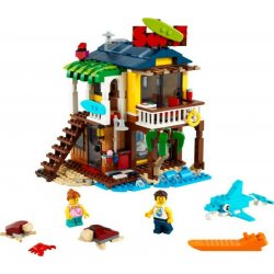 LEGO CREATOR 3 IN 1 SURFER HOUSE (31118)