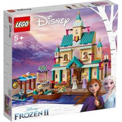 LEGO DISNEY PRINCESS ARENDELLE CASTLE VILLAGE (41167)