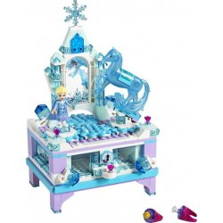 LEGO DISNEY PRINCESS ELSA'S JEWELLERY BOX CREATION (41168)