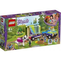 LEGO FRIENDS MIA''S HORSE TRAILES (41371)