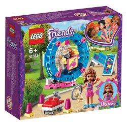 LEGO FRIENDS OLIVIA'S HAMSTER PLAYGROUND (41383)
