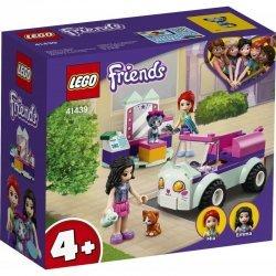 LEGO Friends Αυτοκίνητο Για Καλλωπισμό Γατών (41439)
