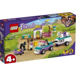 LEGO Friends Horse Training And Trailer (41441)