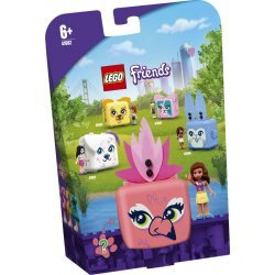 LEGO FRIENDS OLIVIA'S FLAMINGO CUBE (41662)