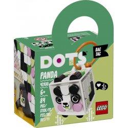 LEGO DOTS BAG TAG PANDA (41930)