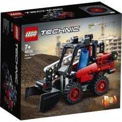 LEGO Technic Εκσκαφέας Φορτωτής (42116)