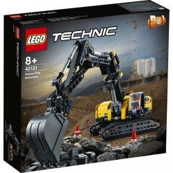 LEGO TECHNIC HEAVY-DUTY EXCAVATOR (42121)