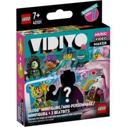 LEGO VIDIYO MINIFIGURE AND 3 BEATBITS (43101)