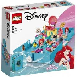 LEGO DISNEY PRINCESS ARIEL'S STORYBOOK ADVENTURES (43176)