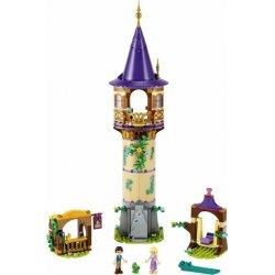 LEGO DISNEY PRINCESS RAPUNZEL'S TOWER (43187)