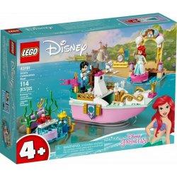 LEGO DISNEY PRINCESS ARIEL'S CELEBRATION BOAT (43191)