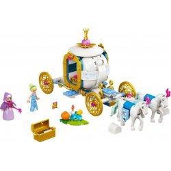 LEGO DISNEY PRINCESS CINDERELLA'S ROYAL CARRIAGE (43192)