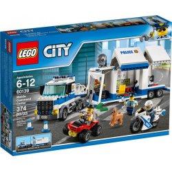 LEGO CITY MOBILE COMMAND CENTER (60139)