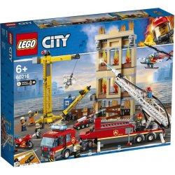 LEGO City Downtown Fire Brigade (60216)