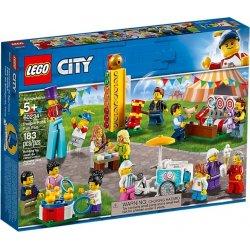 LEGO CITY PEOPLE PACK  FUN FAIR (60234)