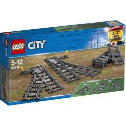 LEGO CITY SWITCH TRUCKS (60238)