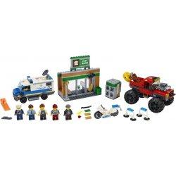 LEGO CITY POLICE MONSTER TRUCK HEIST (60245)