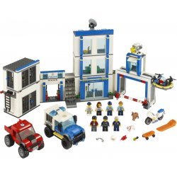 LEGO CITY POLICE STATION (60246)