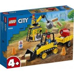 LEGO City Construction Bulldozer (60252)