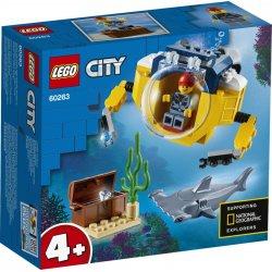 LEGO CITY OCEAN MINI- SUBMARINE (60263)