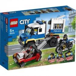 LEGO City Αστυνομικό Όχημα Μεταφοράς Κρατουμένων (60276)