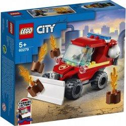 LEGO FIRE HAZARD TRUCK(60279)