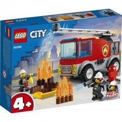 LEGO City Πυροσβεστικό Φορτηγό Με Σκάλα (60280)