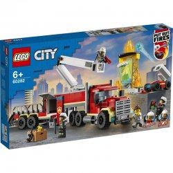 LEGO City Επιχειρησιακή Μονάδα Πυροσβεστικής (60282)