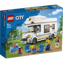 LEGO City Τροχόσπιτο για Διακοπές (60283)