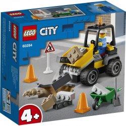 LEGO City Φορτηγό Οδικών Έργων (60284)