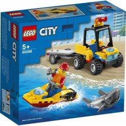 LEGO City Διασωστικό ATV Παραλίας (60286)