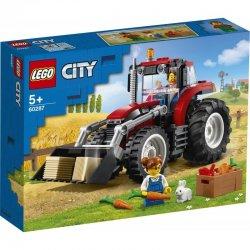 LEGO City Τρακτέρ (60287)
