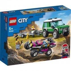 LEGO City Μεταφορικό Αγωνιστικού Μπάγκι (60288)