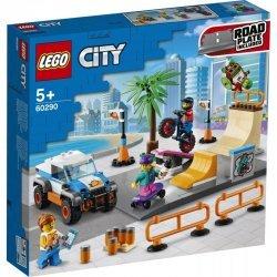 LEGO City Πάρκο Για Σκέιτ (60290)