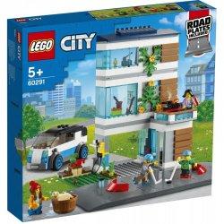 LEGO City Το Σπίτι Της Οικογένειας (60291)