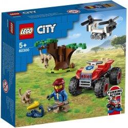 LEGO City Wildlife Rescue ATV (60300)