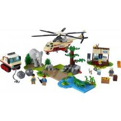 LEGO City Wildlife Rescue Operation (60302)