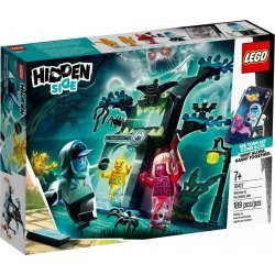Lego Hidden Side: Welcome to the Hidden Side(70427)