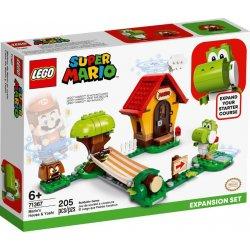 Lego Super Mario: Mario's House & Yoshi(71367)