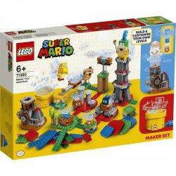 LEGO Super Mario Κατάκτησε Την Περιπέτειά Σου Σετ Δημιουργίας (71380)