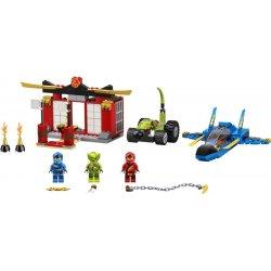 LEGO NINJAGO STORM FIGHTER BATTLE (71703)